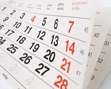 Consulte o calendário do PIS 2018