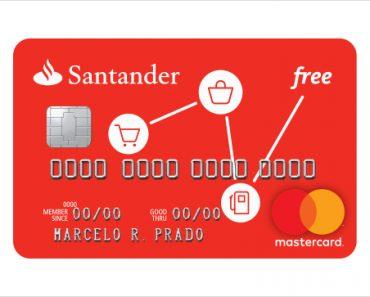 Cartão Santander Free. Como solicitar?